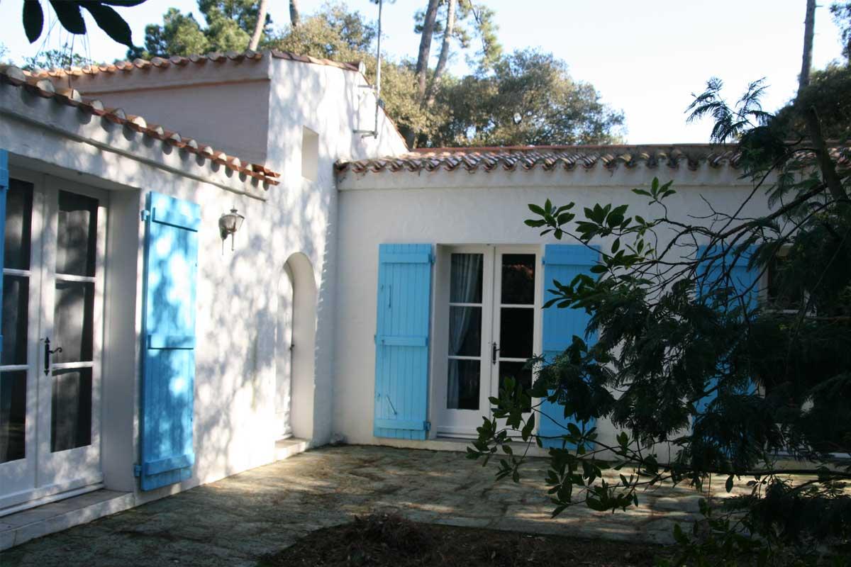 Noirmoutier location maison familiale pres de la mer for Maison a louer